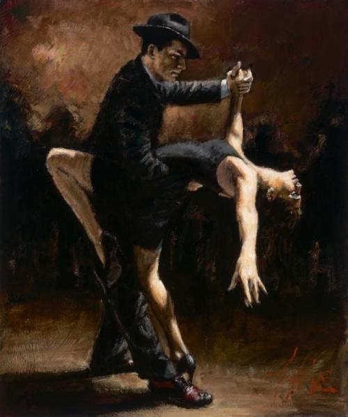 Аргентинский художник Фабиан Перес (Fabian Perez) (200 работ)
