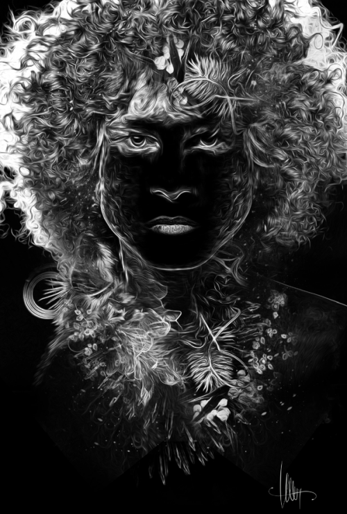 Французский иллюстратор Obery Nicolas (121 фото)