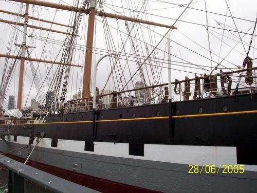 Фото корабля Balclutha в Сан-Франциско, Калифорния (37 фото)