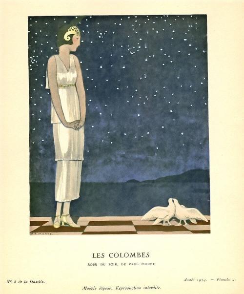 Женский образ на старой открытке 8 (197 фото)