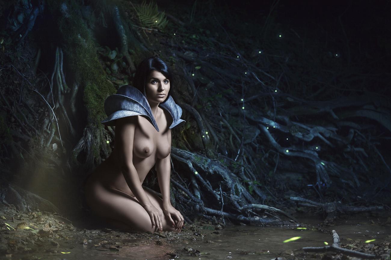 загорелая, фото сказочных девушек эротика жизни испытывал большего