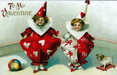 Новогодние Фото открыток на день святого валентина своими руками