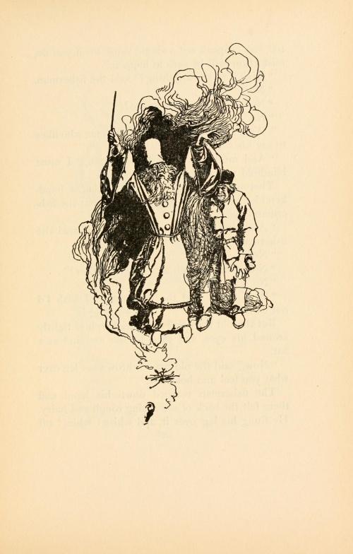 American illustrator Howard Pyle (1853-1911). Part 4 (370 фото)