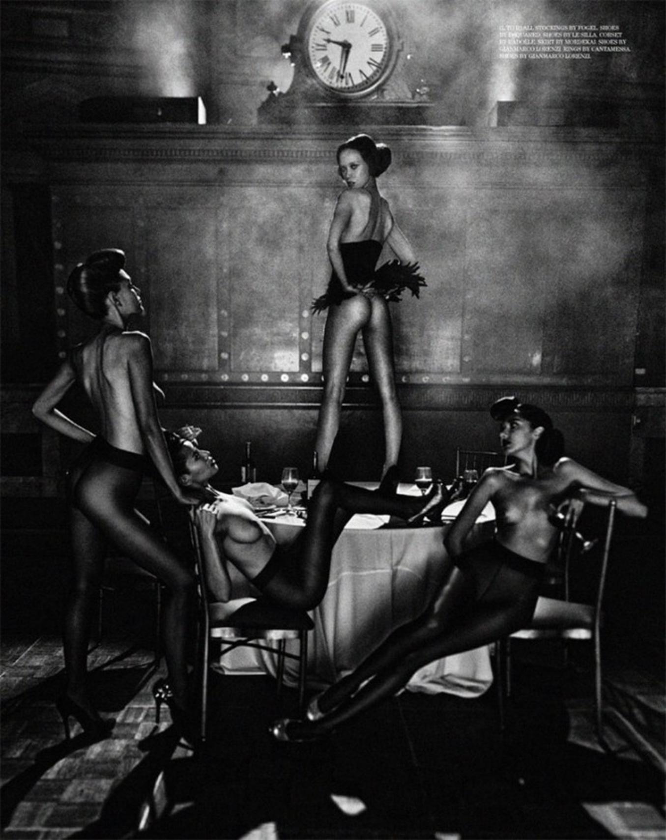 Мир Моды И Эротики