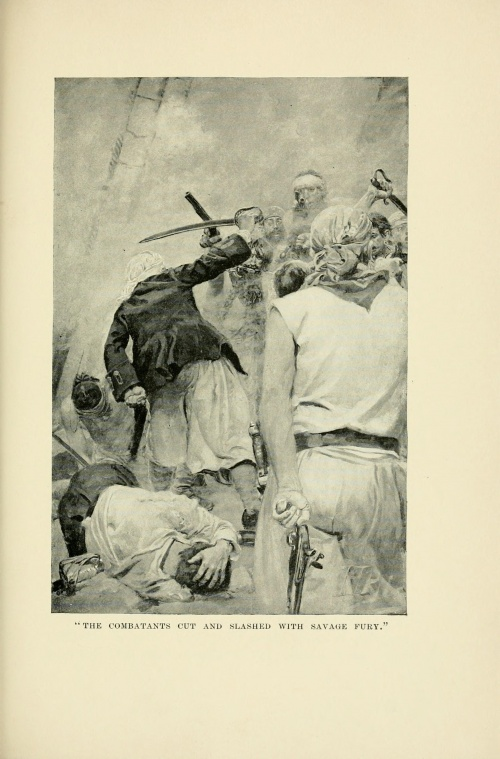 American illustrator Howard Pyle (1853-1911). Part 3 (341 работ)