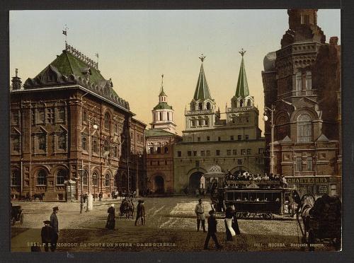 Фотографии Москвы конца 19-го века (11 фото)