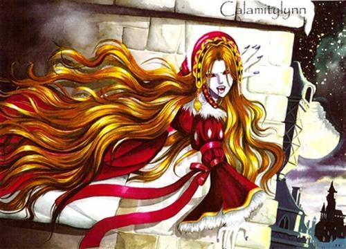 Calamity Lane - персонажи французской художницы (48 фото)