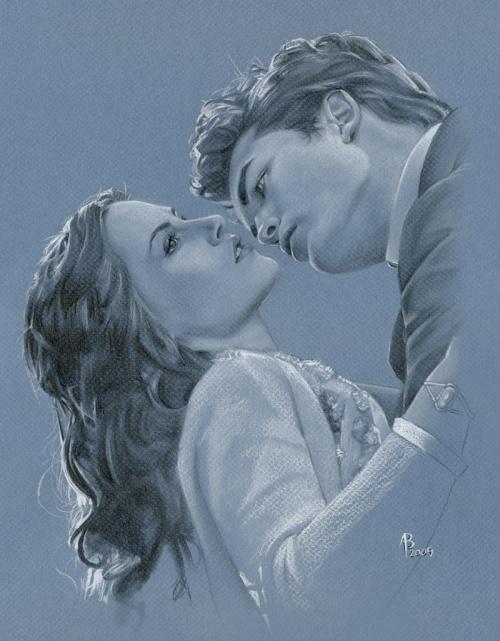Рисованные девушки Adam Braun (102 работ)