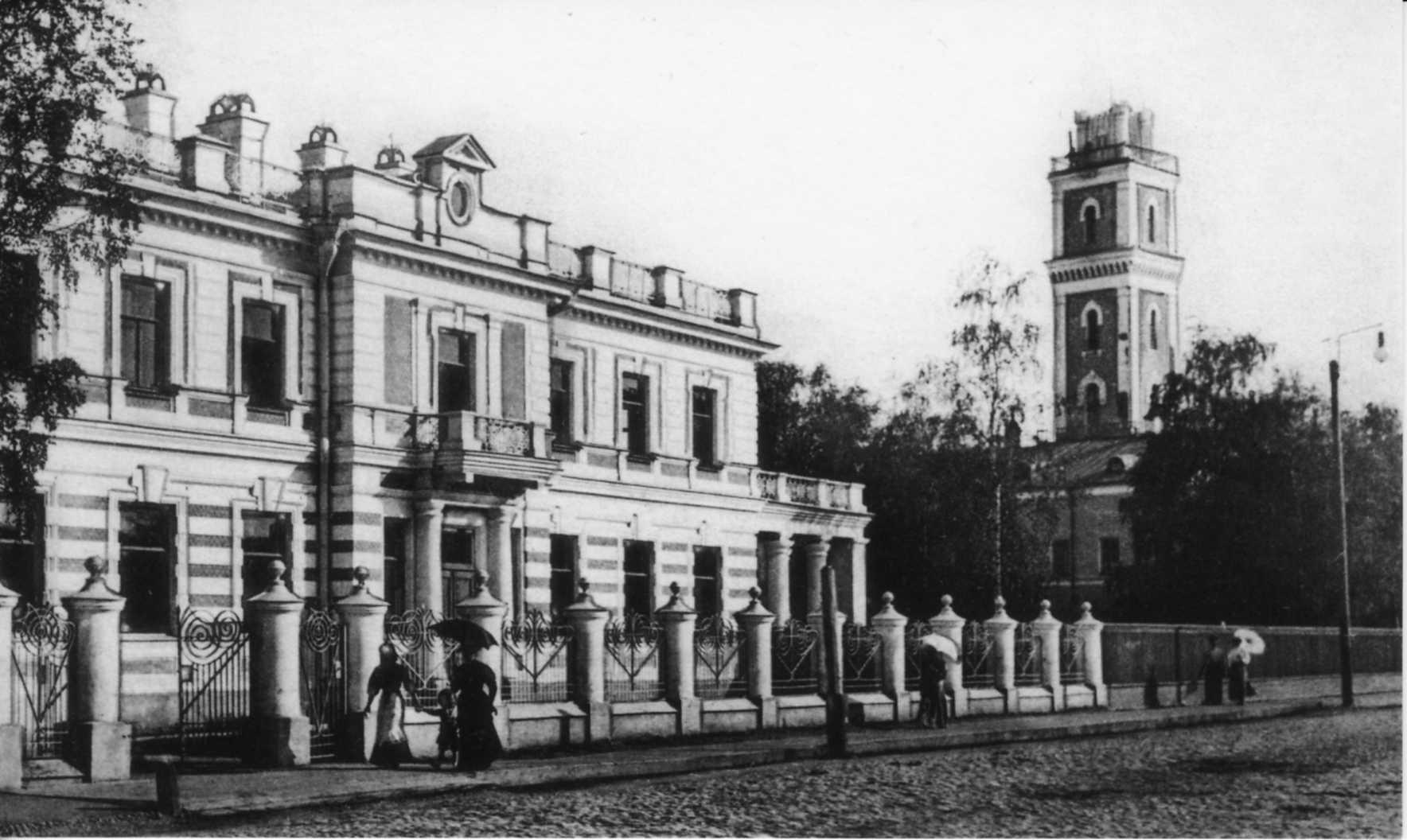 Фото старого архангельска проспект троицкий 2