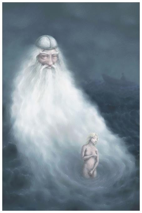 Финский художник Пете Ревонкорпи (Pete Revonkorpi) (85 фото)