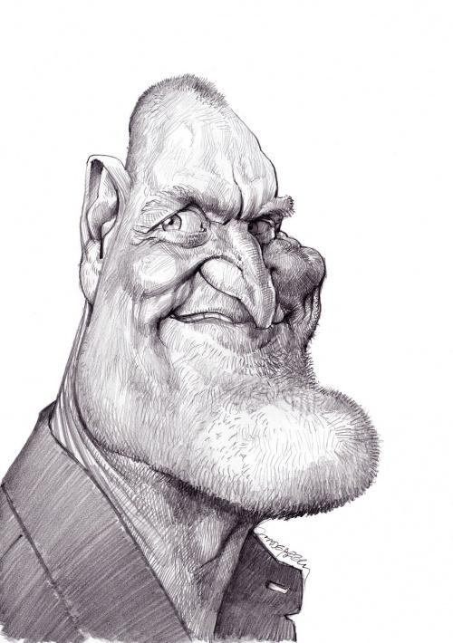 Карикатурист Jan Opdebeeck (355 фото)