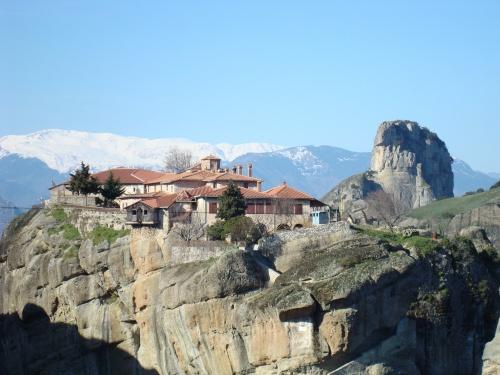 Метеоры. Греция (54 фото)