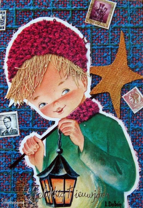 Открытки с детьми 60- 70-х годов ХХ века (1318 открыток)