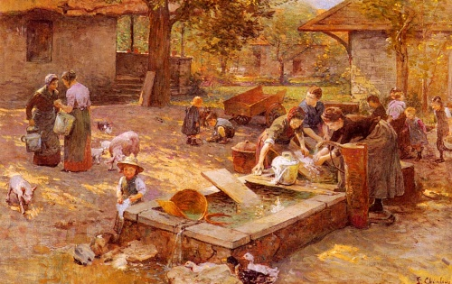 Switzerland - сборник картин (47 работ)