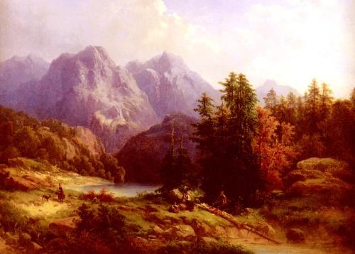 Switzerland - сборник картин (47 фото)
