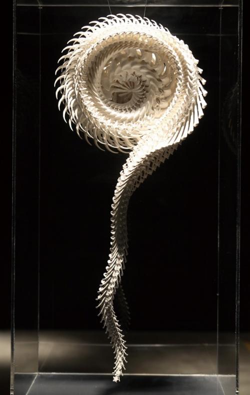 Японский скульптор Motohiko Odani (48 фото)
