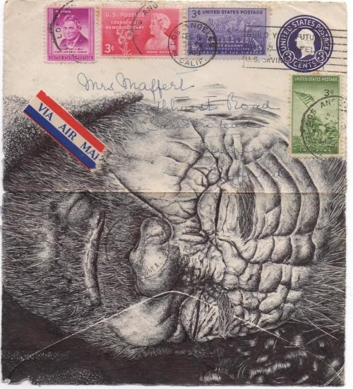 Британский художник-иллюстратор Марк Пауэлл (Mark Powell) (48 работ)