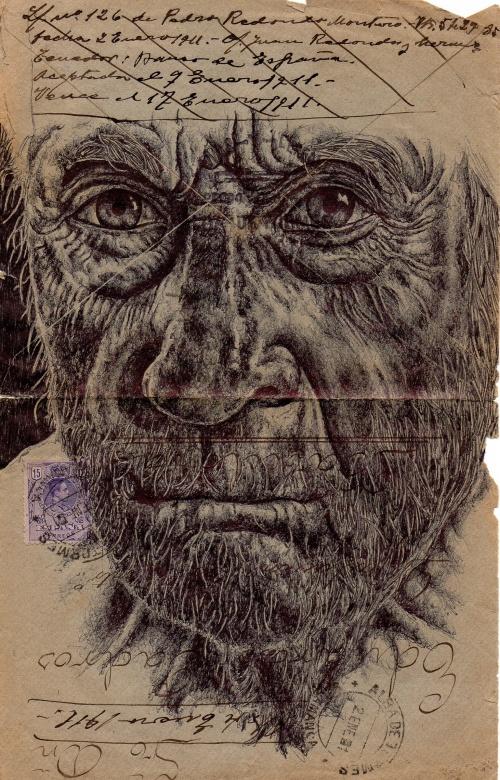 Британский художник-иллюстратор Марк Пауэлл (Mark Powell) (48 фото)