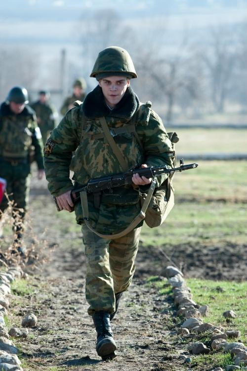 Российская 201-я военная база в Таджикистане (27 фото)