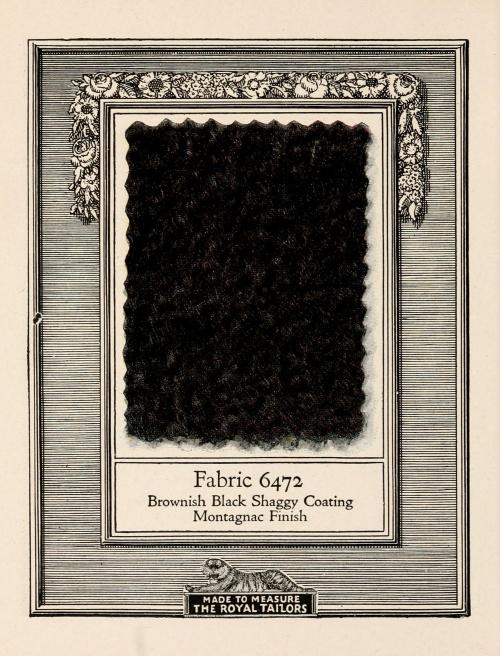 The Royal Tailors junior sample book (1916) (36 фото)