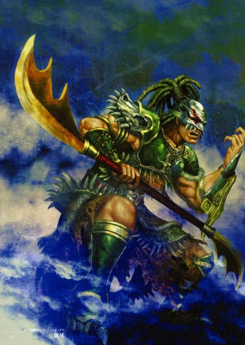 Dynasty Warriors Anniversary Characters Art Book (256 фото)