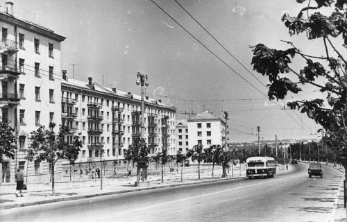 Киев. Фотоальбом 1943-1970. Часть 2 (1473 фото)
