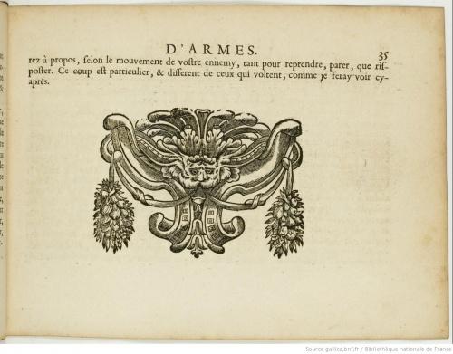 Мастерство владения оружием, или применение шпаги, доведенное до совершенства (Андре Вернессон Лианкур, 1686) (25 работ)