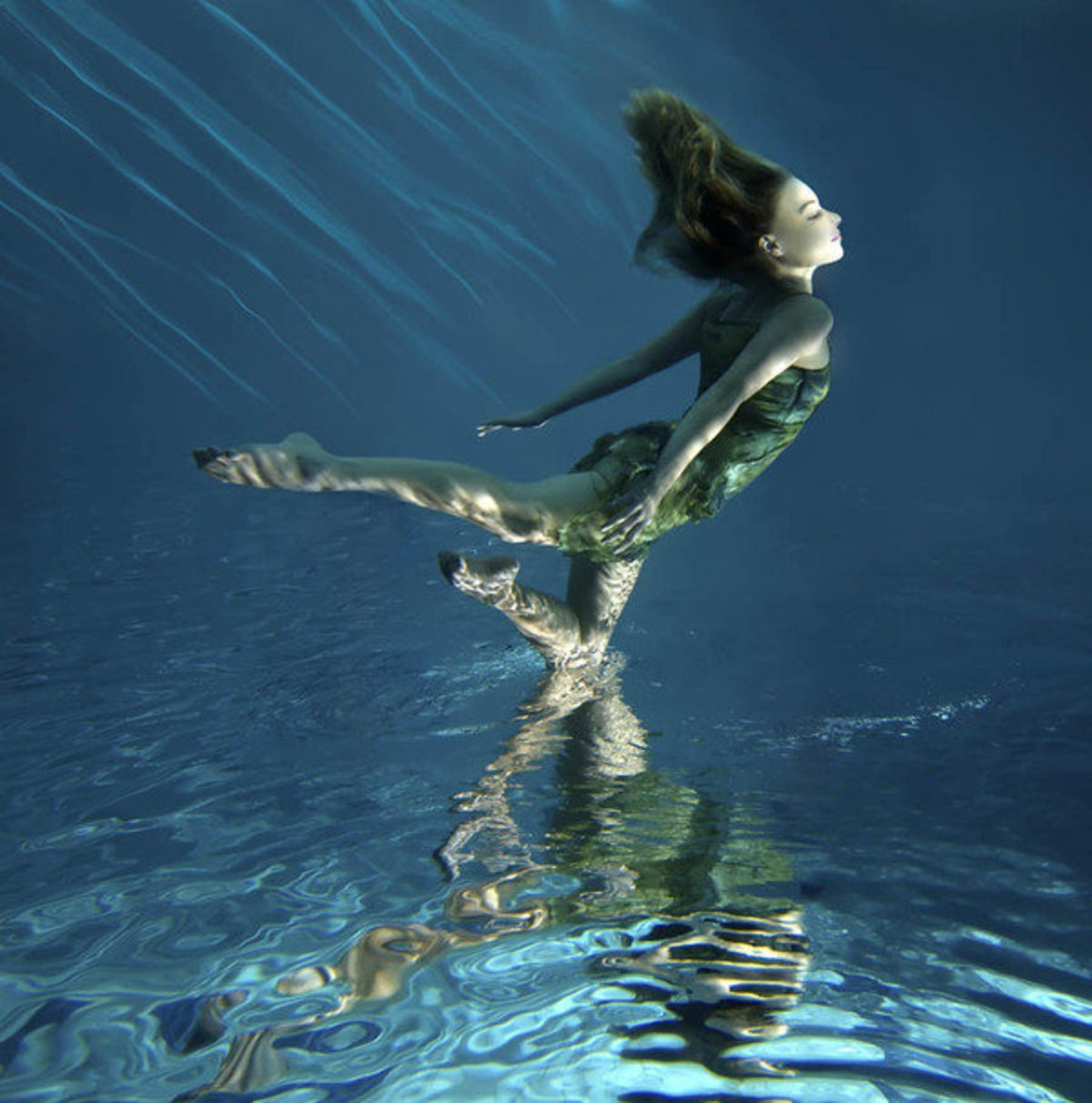 Женщины и подводный спорт фото 3