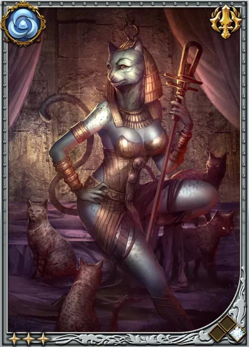 Magnus Ignis Female Cards (129 работ)