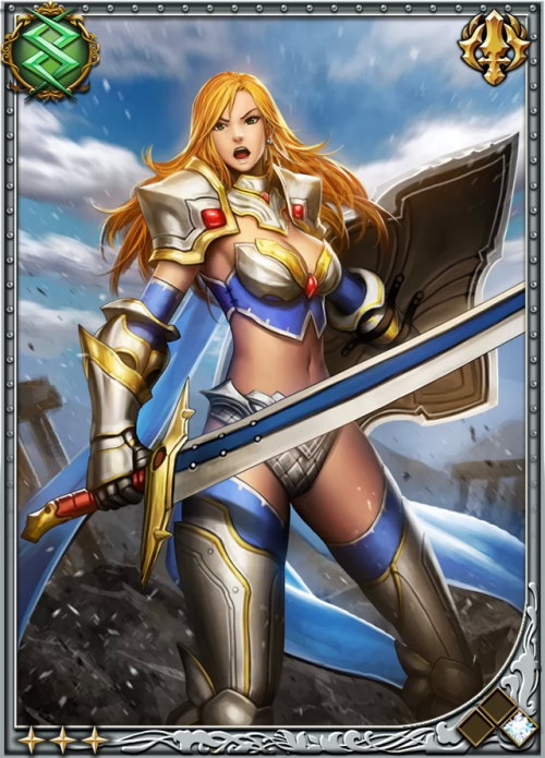 Magnus Ignis Female Cards (129 фото)