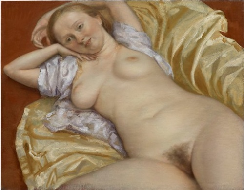 Artworks by John Currin (322 фото)