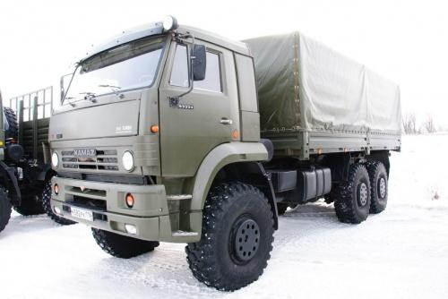 Российские армейские автомобили (18 фото)