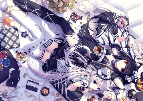 Blunt's Big Anime Wallpaper Collection p.7 (271 фото)