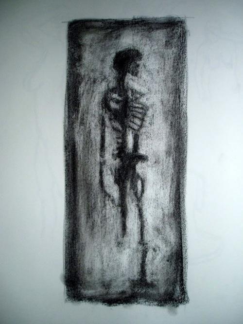 Art. Charcoal №1 (91 работ)
