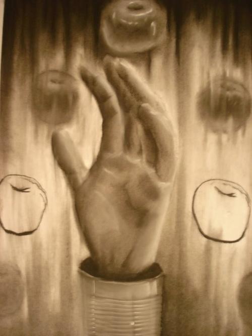 Art. Charcoal №1 (91 фото)