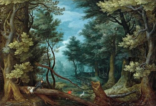 Фламандская живопись: Ян Брейгель Старший (Бархатный) (1568-1625) (116 работ)