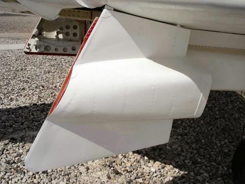Фотообзор - американский ударный самолет A-4F Skyhawk (78 фото)