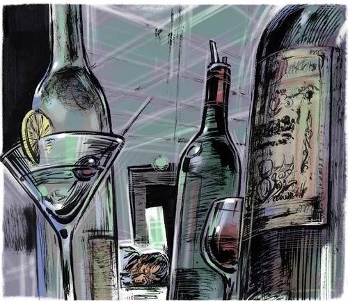 Работы иллюстратора - Батов Антон (art_bat) (часть№2) (137 фото)