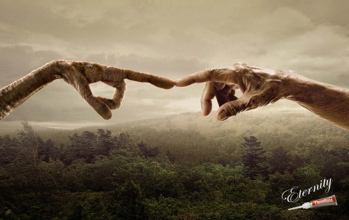 Creative advertising Part 3 (309 фото)