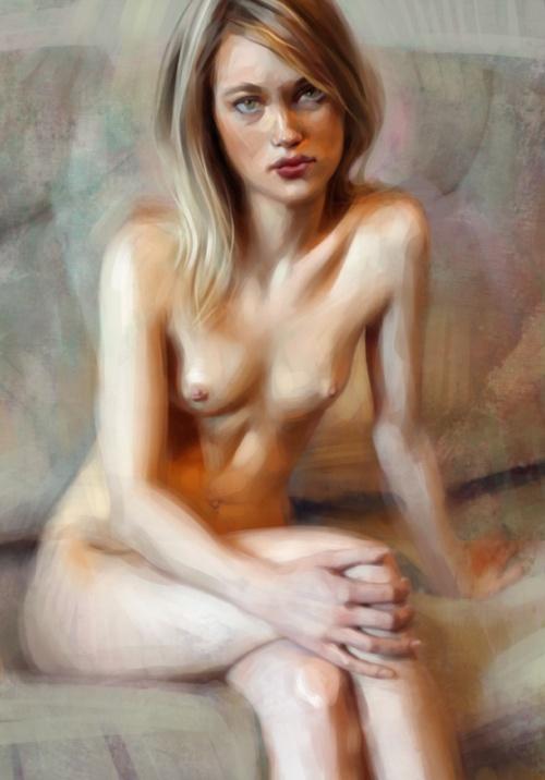 Artworks by Bastien Millan (57 фото)