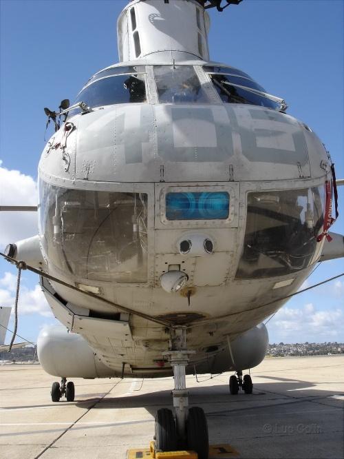 Фотообзор - американский транспортный вертолет CH-46E (HMM-764) Sea Knight (109 фото)