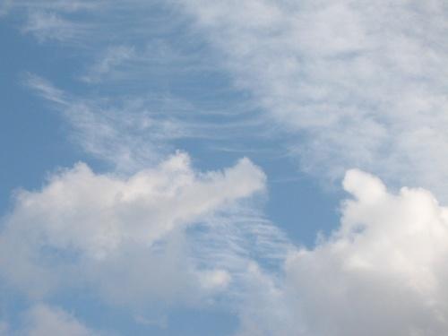 Облака во всей своей красе (159 фото)