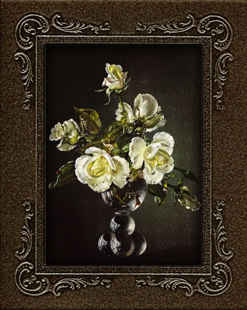 Cecil Kennedy. Букеты цветов и очарований (140 фото)
