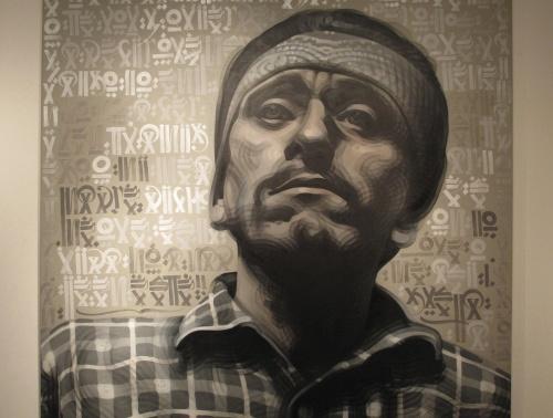 Американский уличный художник El Mac (69 работ)