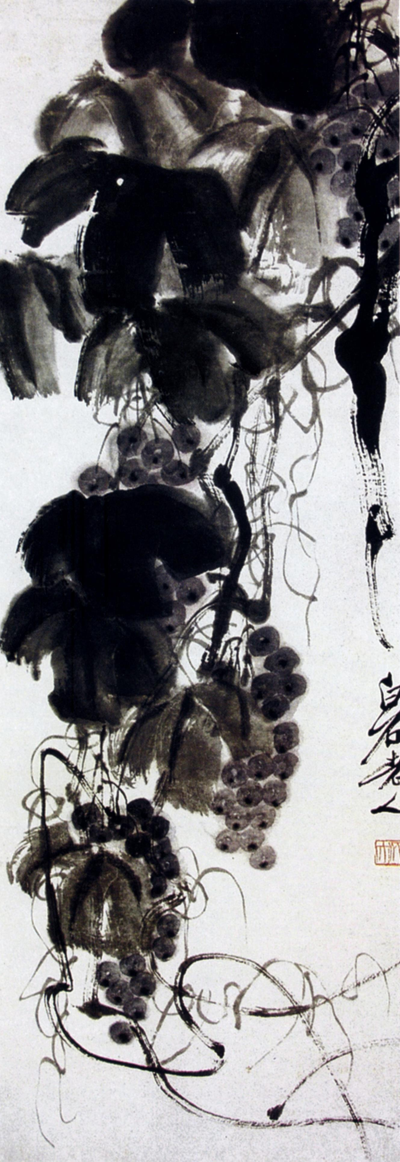 Картины Ци Бай-ши. Посвящается всем ...: nevsepic.com.ua/art-i-risovanaya-grafika/page,1,17137-kartiny-ci...