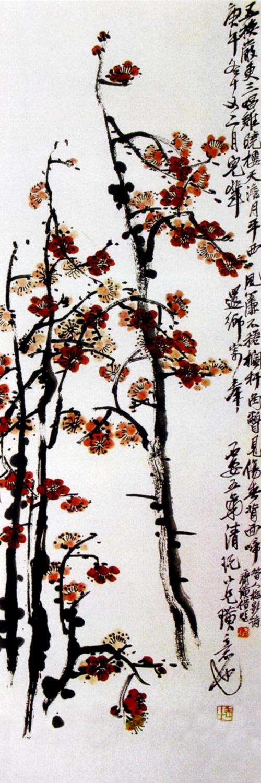 Картины Ци Бай-ши. Посвящается всем ценителям прекрасного! (36 фото)