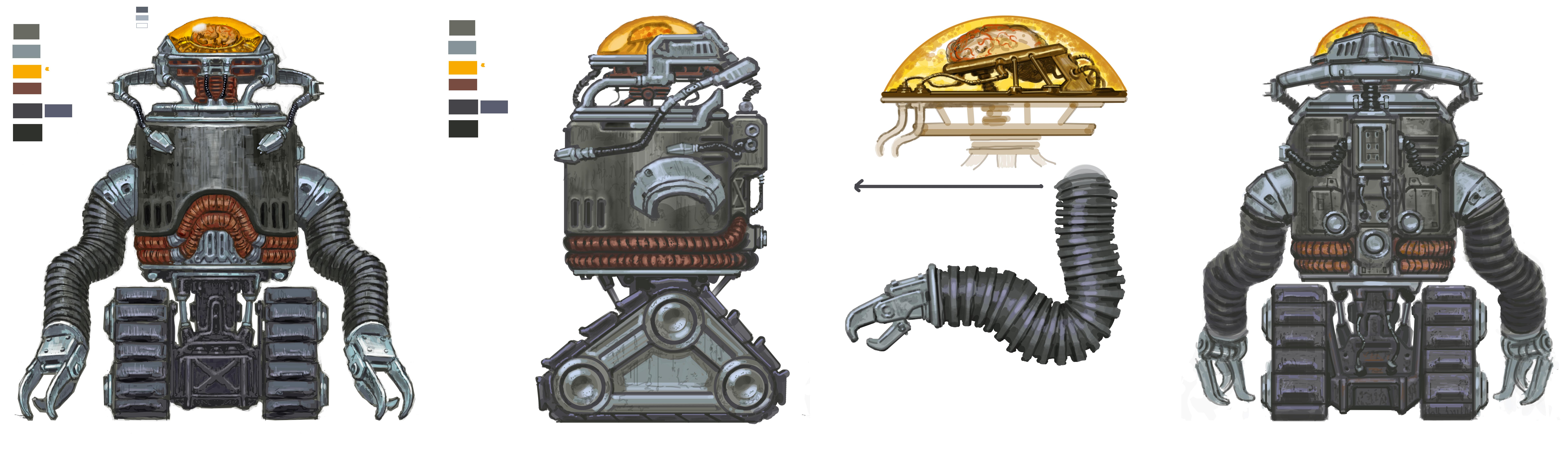 Как сделать робота в fallout shelter на