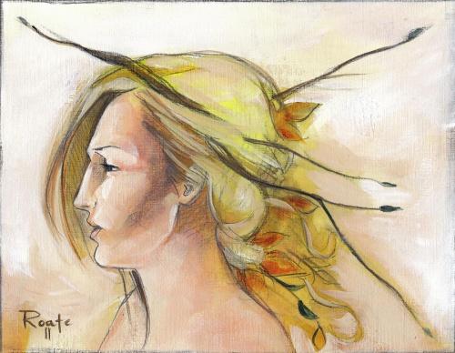 Акриловая живопись. Jacque Hudson-Roate (99 работ)