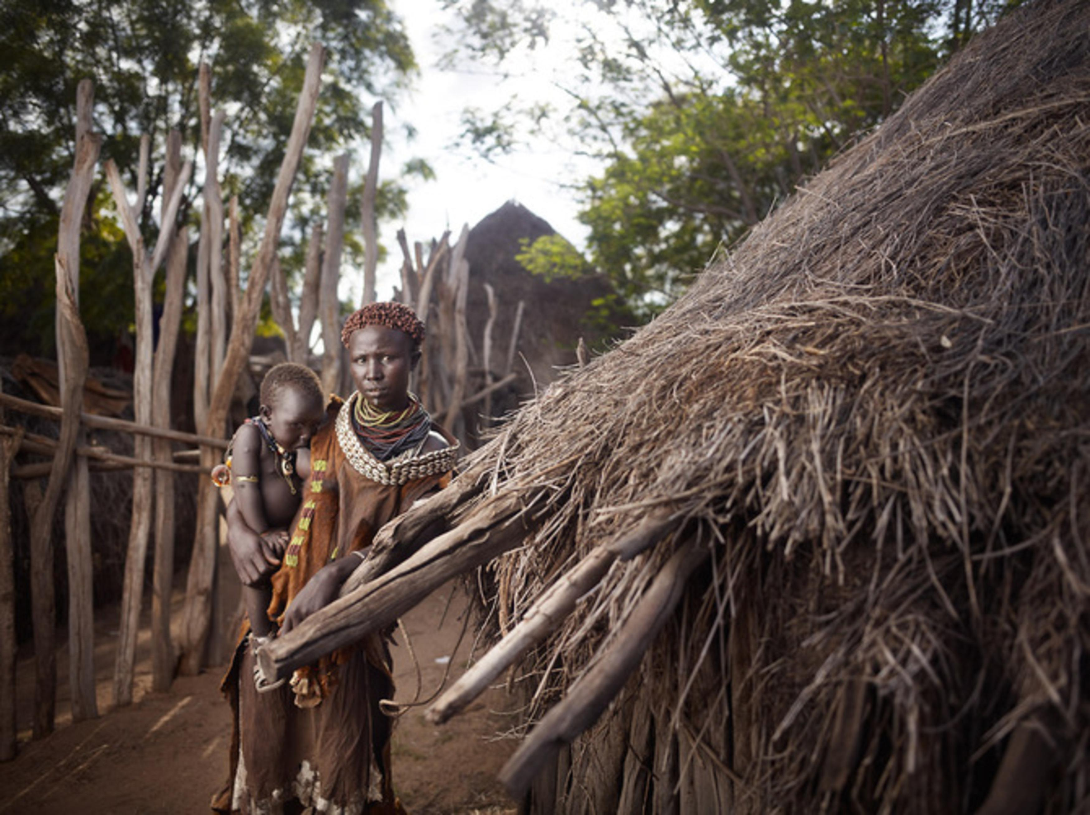 Фото дикие племена 12 фотография