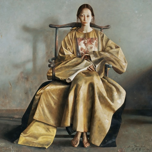 Artist Lu JianJun (108 работ)
